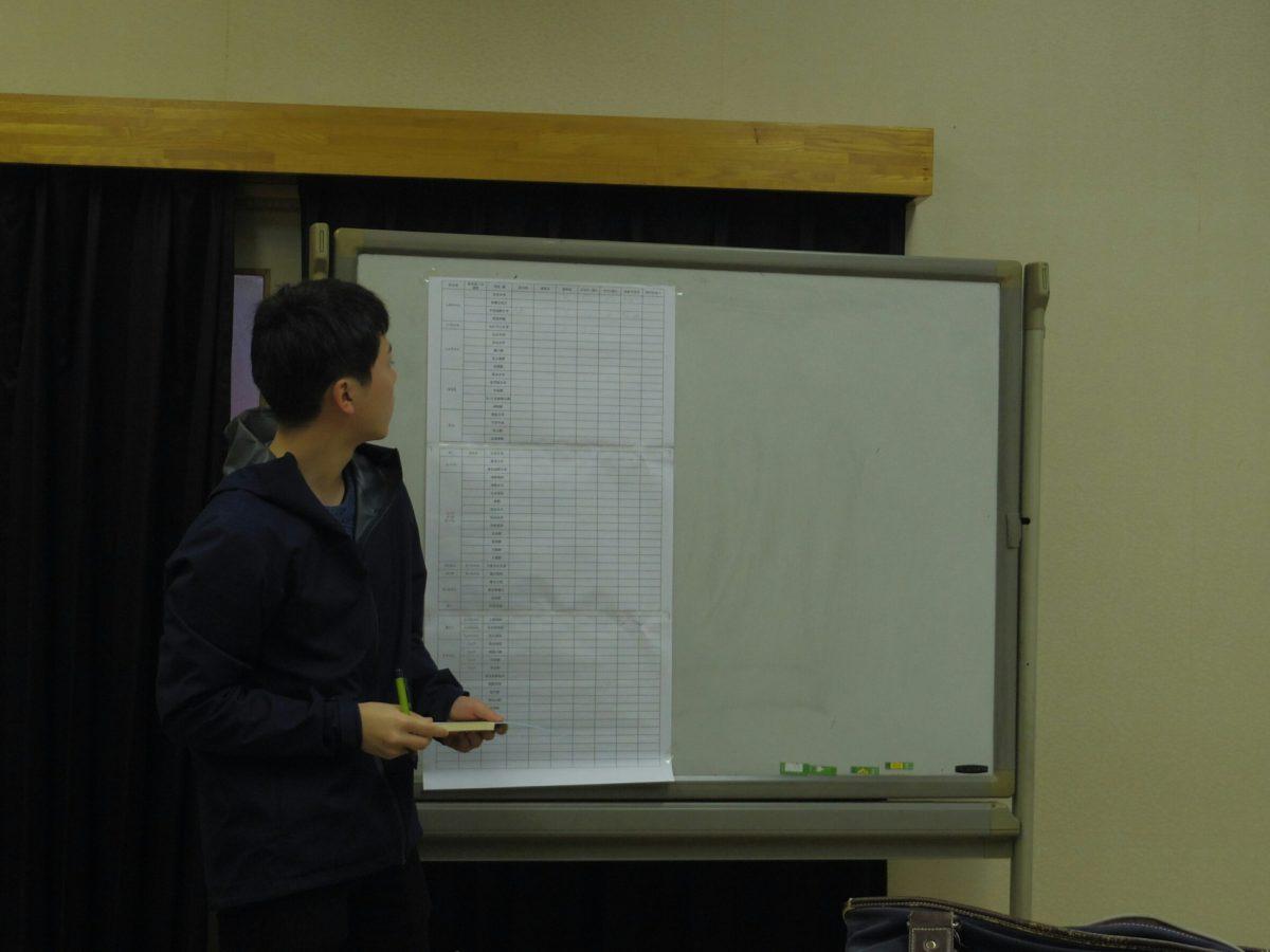 3月18日 第4回研修会 午前の部