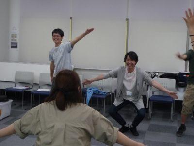 5月26日 研修会&体験試歩