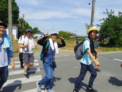 5月26日 研修会&体験試歩(保護者様向け)