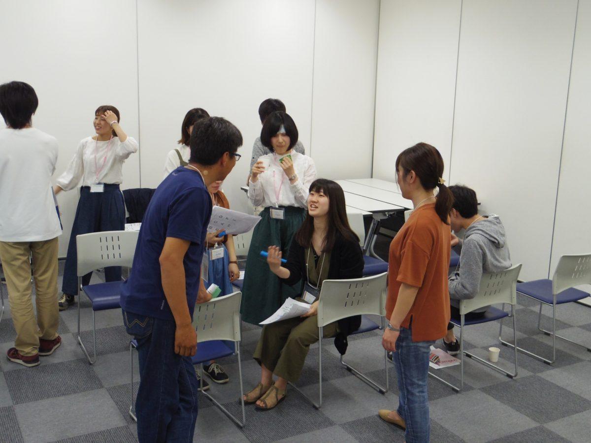 5月19日 学生スタッフ研修会