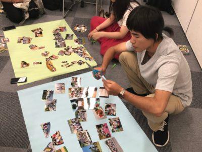 9月1日  事後検証  報告会準備  【学生向け】
